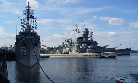 Admission for One Child or One Adult to Battleship Cove (Up to 33% Off)