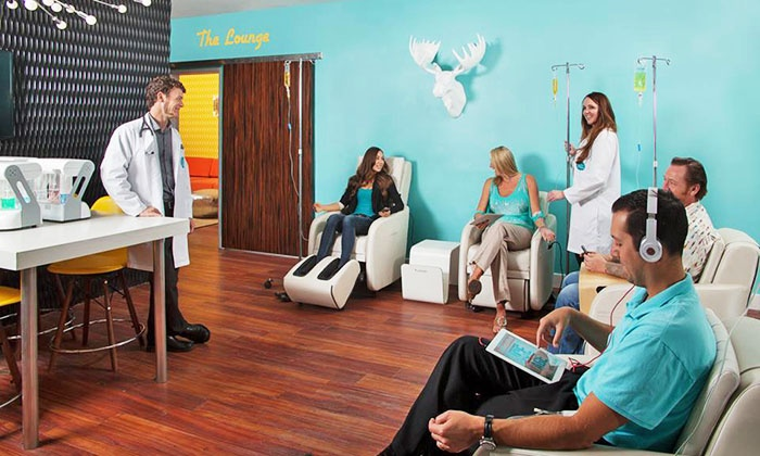 Wellness Injections And Iv Drips The Drip Room Groupon