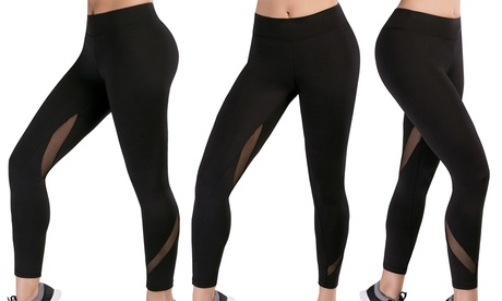 Vimi Women's Tummy Control Activewear Leggings 9aa1221a-4d24-11e7-bcc9-00259060b5da
