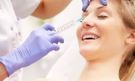 $99 for Facial Injections on One Major Area at iBeauTox, Six Locations