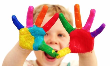 One Week of Half- or Full-Day Kids' Art Camp at Global Art (50% Off)