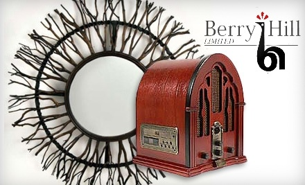 $40 Groupon to Berry Hill Limited - Berry Hill Limited in St. Thomas