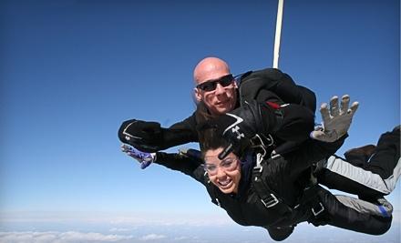 Westside Skydivers: Regular Tandem Skydive Jump - Westside Skydivers in Winsted