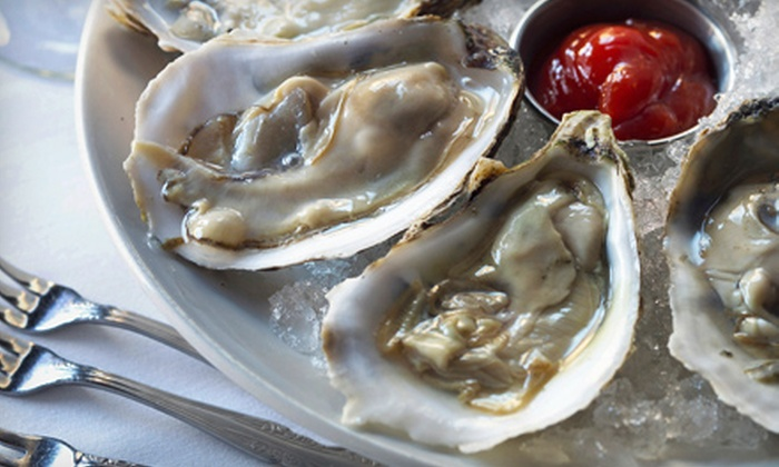Providence Oyster Bar - Federal Hill: $25 for $50 Worth of Upscale Seafood Fare at Providence Oyster Bar
