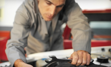 Basic Semi-Synthetic Oil Change, Tire Rotation, and 17-point Inspection (a $19.99 value) - The Tire Choice in Bonita Springs