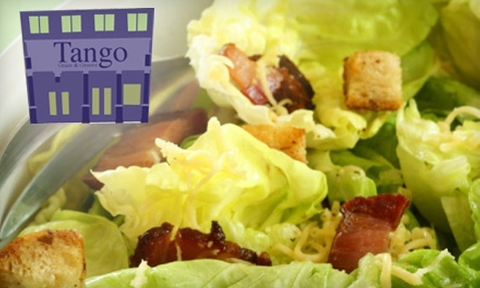 The Tango - Downtown Kingston: $15 for $30 Worth of Tapas Cuisine at The Tango