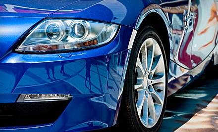 Exterior-Wash Package, Including One Hand Wash and One Exterior Detail (a $33.90 value) - Niagara Falls Car Wash in Niagara Falls