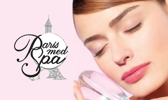 Paris Med Spa - Albuquerque: Spa Services at Paris Med Spa. Choose from Three Services.