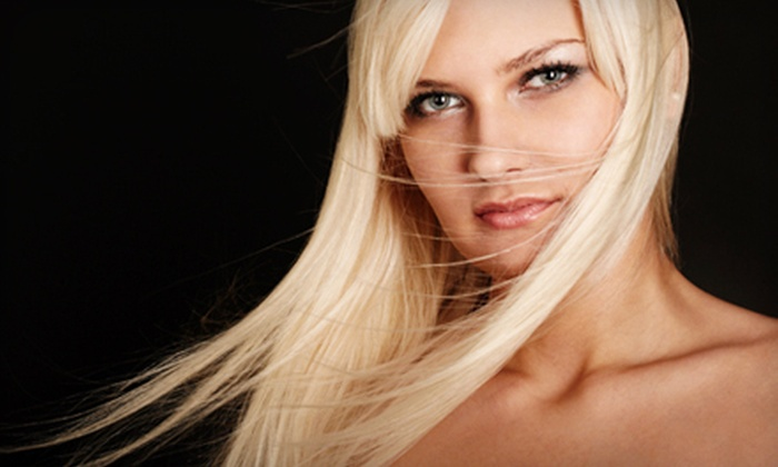 Fa-El Salon - Great Neck: $99 for a Brazilian Keratin Treatment at Fa-El Salon in Great Neck ($220 Value)
