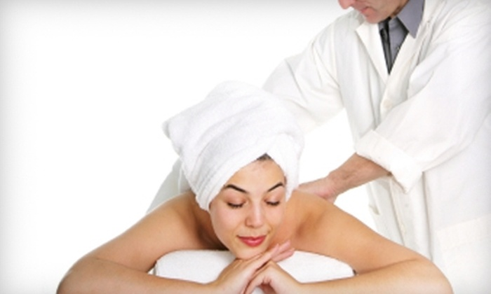 Alta Vista Chiropractic - Northeast Colorado Springs: $39 for a Body Work Sampler Package and a One-Hour Massage Gift Card at Alta Vista Chiropractic ($279 Value)