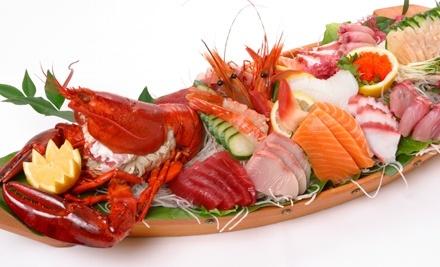 $50 Groupon to Odoriko Restaurant - Odoriko Restaurant in Honolulu