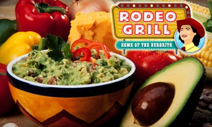 Rodeo Grill - Albuquerque: $10 for $20 Worth of Contemporary Ranch-Style Fare and Drink at Rodeo Grill