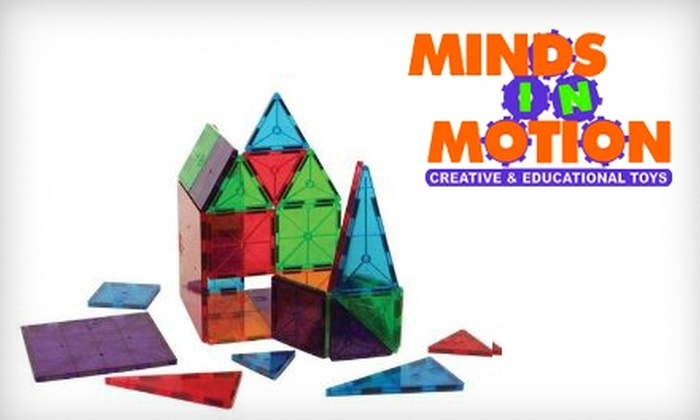 Minds in Motion - Multiple Locations: $15 for $30 Worth of Classic Toys and Educational Games at Minds in Motion