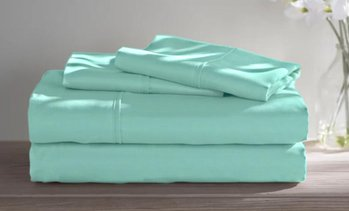 Dorm Room Bamboo Twin Extra Long Sheet Set (3-Piece)