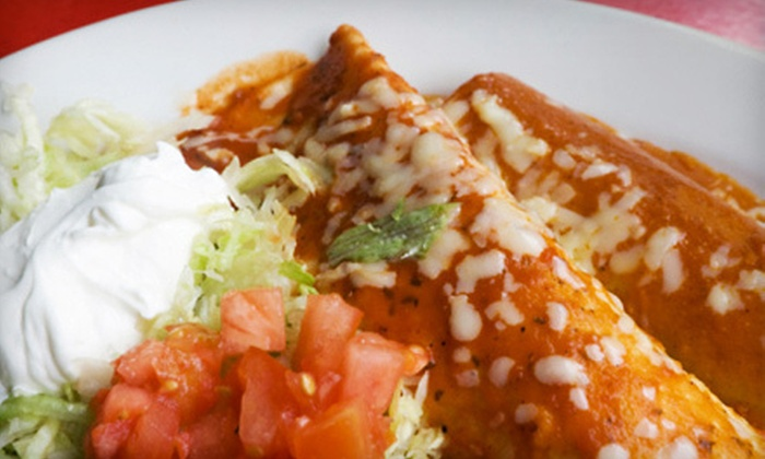 Matteo's - Southeast Quadrant,Campus: New Mexican Fare at Matteo's (Up to 55% Off). Two Options Available.