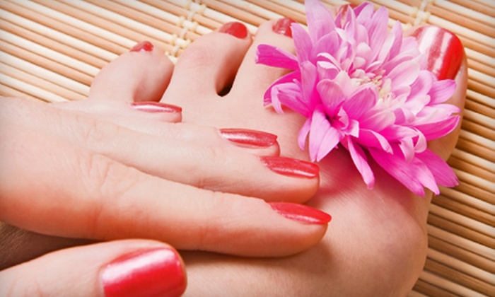 Island Day Spa - Corpus Christi: Spa Services at Island Day Spa. Three Options Available