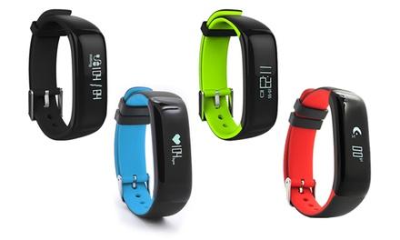 Pulsera actividad Bluetooth con frecuencia cardíaca y presión arterial