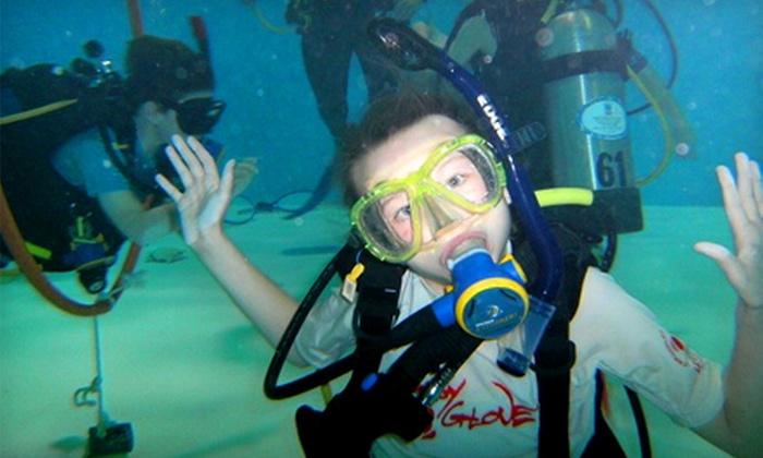 Aquatic Realm Scuba Center - Beechwood: Discover Scuba, Discover Snorkel, or Scuba Refresher Courses at Aquatic Realm Scuba Center