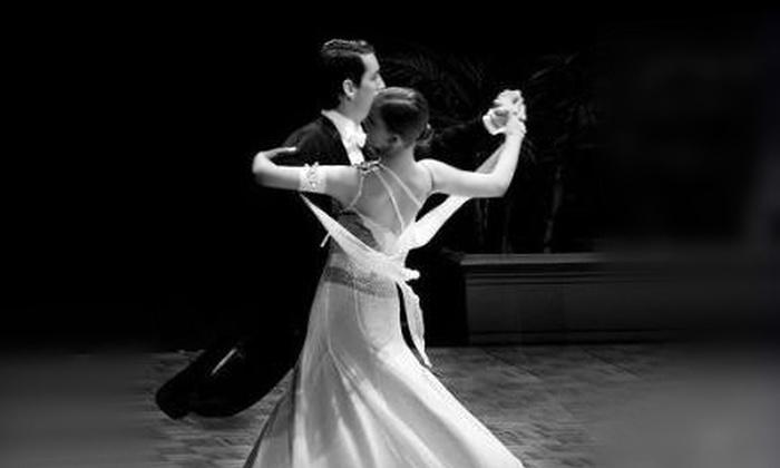 Crystal Ballroom Dance Studio - San Jose: $25 for Five Group Dance Lessons at Crystal Ballroom Dance Studio ($75 Value)