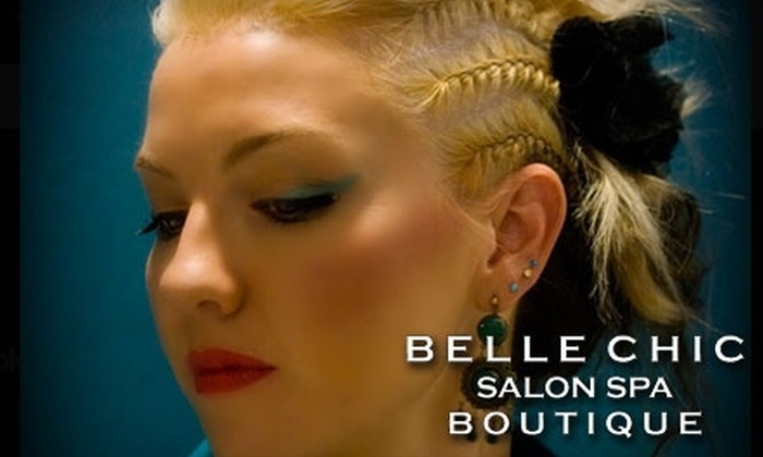 Belle Chic - Oro Valley: $49 for $100 Worth of Salon Services at Belle Chic