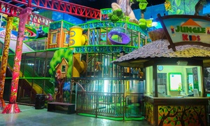 Adventureland Sharjah: Access to Soft Play Area at Adventureland Sharjah (Up to 46% Off)