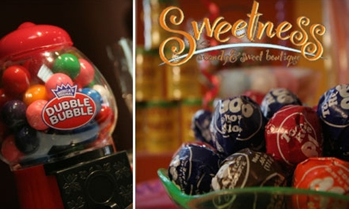 Sweetness - La Grange: $5 for $10 Worth of Nostalgic Candies and Treats at Sweetness in La Grange