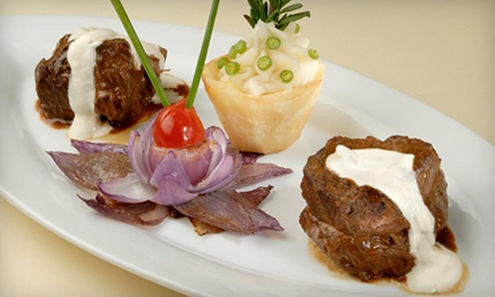 The Anaheim White House - Anaheim: $35 for $70 Worth of Italian Cuisine at The Anaheim White House