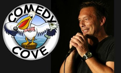 image for Comedy Show Tickets for Two or Four at The Comedy Cove At Scotty's (Up to 49% Off)