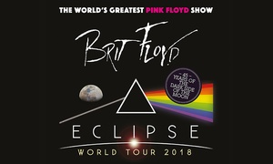 CMP Entertainment: Brit Floyd - Eclipse World Tour on 2 - 18 March, Multiple Locations (Up to 52% Off)
