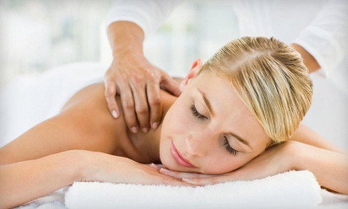 Massage Works - Quincy: $39 for a One-Hour Massage at Massage Works in Quincy ($80 Value)
