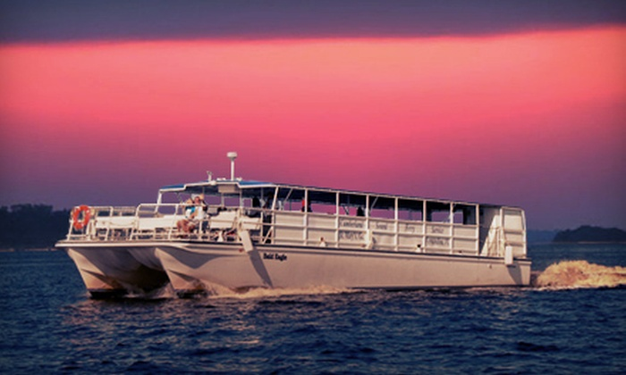 Amelia River Cruises - Northside: $27 for a BYOB Twilight Cruise for Two from Amelia River Cruises in Fernandina Beach ($54 Value)