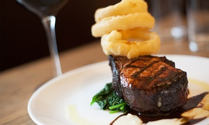 J House Restaurant: Upscale American Dinner or Sunday Brunch for Two or Four at J House Restaurant (Up to 45% Off)