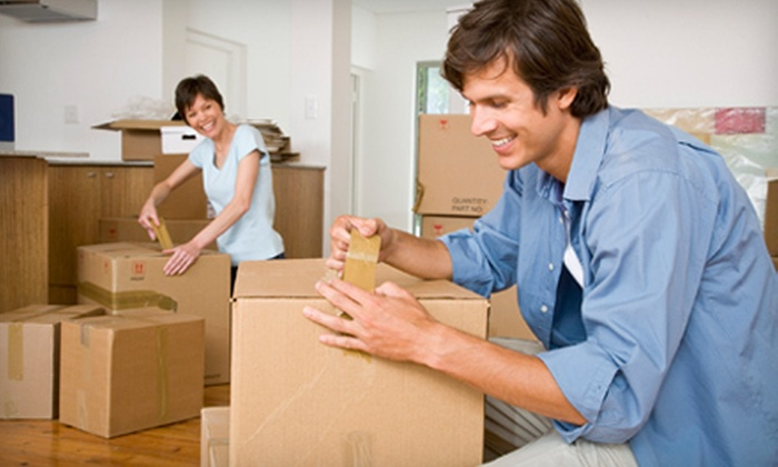 BCb Moving Labor Services - Boston: $220 for Four Hours of Moving Services with Two Movers and a Truck from BCb Moving Labor Services ($460 Value)