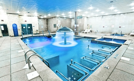 Spa World: Day Pass - Spa World in Centreville