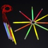 25-Pack of 6-In. Glow Sticks