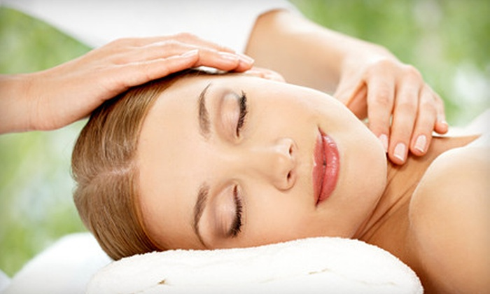 Sylk Spa & Salon - Perinton: $40 for a Spa Package with an Ultimate Facial and Upper-Body Massage at Sylk Spa & Salon in Penfield ($80 Value)