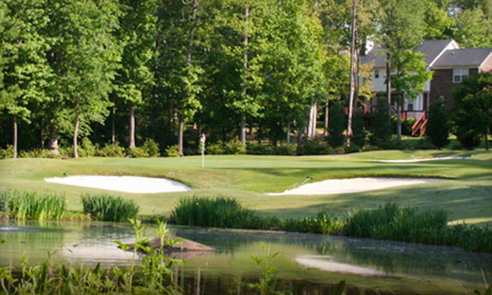 Olde Sycamore Golf Plantation - Mint Hill: $189 for Golf Rounds, Range Balls, and Lessons at Olde Sycamore Golf Plantation in Mint Hill ($910 Value)