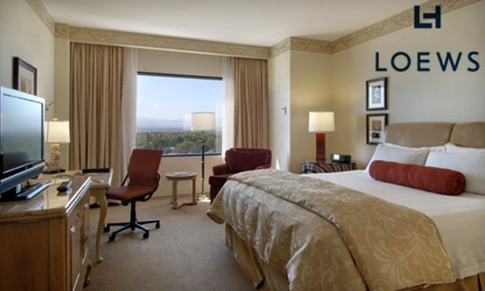 Loews Denver Hotel - Glendale: $99 for a One-Night Stay in a Premium Room, Plus $20 Toward Hotel Dining at Loews Denver Hotel (Up to $219 Value)