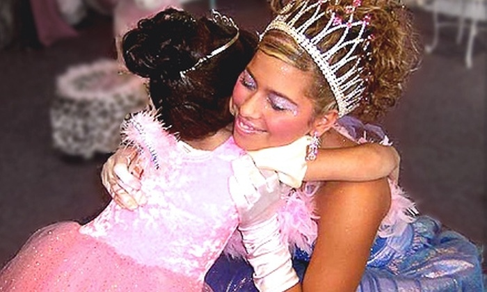 My Party Princess - Schaumburg: Children's Princess Party at My Party Princess in Schaumburg. Two Options Available.