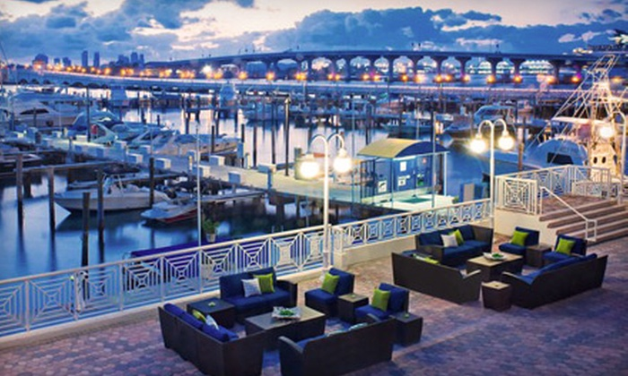 Catch Grill + Bar - Miami: $25 for $50 Worth of Contemporary American Fare at Catch Grill + Bar