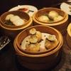 Menu cinese alla carta con vino
