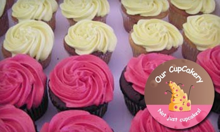 Our CupCakery - Dublin: $22 for One Bakery Bites Sampler Platter from Our CupCakery in Dublin