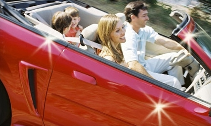Buggy Bathe - Skipwith Farms: $12 for the Full-Service Governor's Carriage Wash at Buggy Bathe in Williamsburg (Up to $24.95 Value)