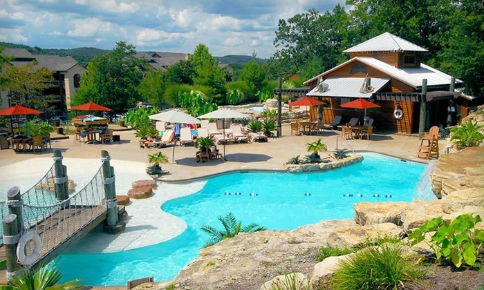 Stillwaters Lakefront Resort - Branson, MO: Two-Night Stay for Up to 10 in a One-, Two-, or Three-Bedroom Lakefront Condo at Stillwaters Lakefront Resort in Branson