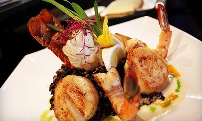 Tommy Chengs Asian Cuisine - Wayne: $25 for $50 Worth of Pan-Asian Fare and Two Desserts at Tommy Chengs Asian Cuisine in Wayne (Up to $59 Value)