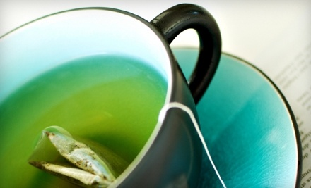 $24 Groupon to Steeped About Tea - Steeped About Tea in Regina
