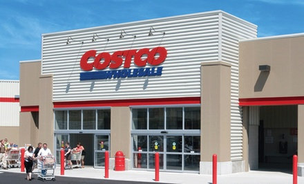 C$55 for a New One-Year Gold Star Costco Membership with a C$10 Cash Card and Exclusive Coupons (C$91.98 Value)