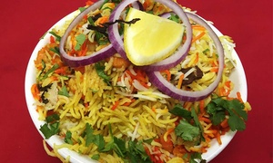 Haveli Indian Cuisine  : Dine-In or Takeout at Haveli Indian Cuisine. Three Options Available. (Up to 53% Off)
