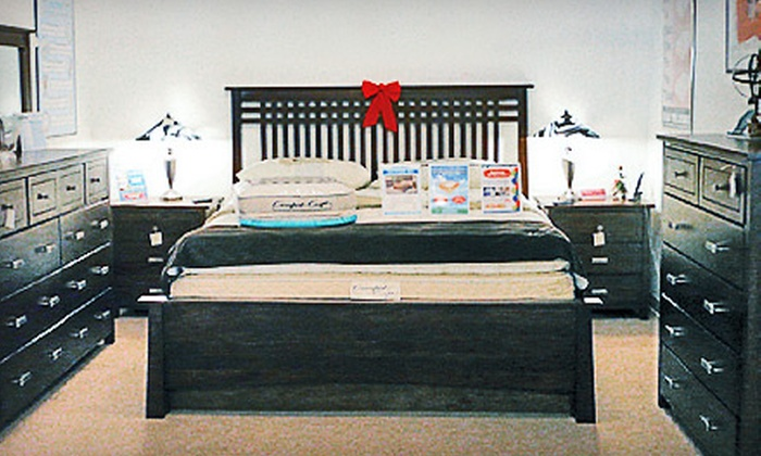 InnoMax Sleep Products - Multiple Locations: $50 for $300 Toward Mattresses and Bedroom Furniture at InnoMax Sleep Products