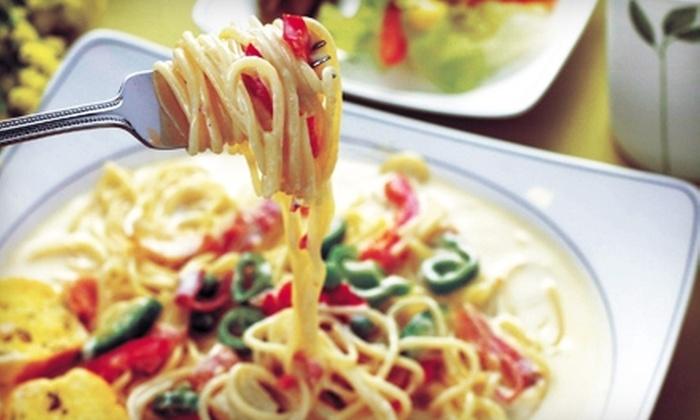 Checkers Bistro - Santa Rosa: $10 for $20 Worth of Italian Cuisine at Checkers Bistro
